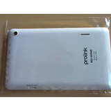 Tablet Prolink Md-0696b:: Tapa Posterior Blanco