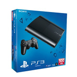 Consola Sony Playstation 3 Ps3 Super Slim 500gb 100% Nueva