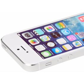 Lamina/mica De Vidrio Templado Iphone 5