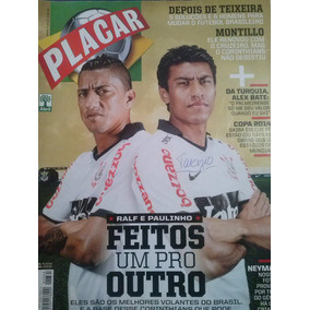 Revista Placar Ed 1365 Abril De 2012