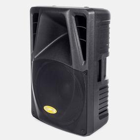 Corneta Amplificada Sps 12 Aubt 1200 Watts Usb Bluetooth Dsp