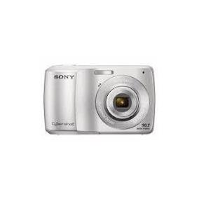 Câmera Digital 10.1mp Sony Prata