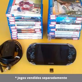 Ps Vita + Cartão De Memória Sony | Com Garantia Playgorila