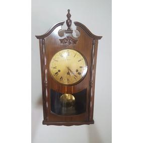 ced22698805 Relogio Reguladora Portuguesa - Relógios De Parede Antigos no ...
