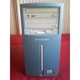 Intel Pentium 4 2.8 Ghz+monitor 14 Completo Aproveche