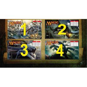 Playmat 2 Unidades !! Magic The Gathering Card Game Rpg Mtg