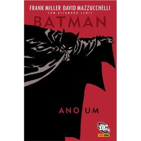 Batman Ano Um - Dc Comics Panini Capa Dura