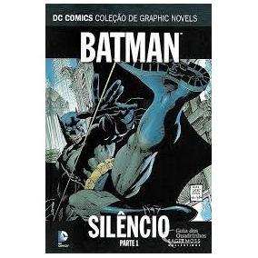 Batman Silêncio - Parte 1 - Coleção Graphic Novels - Lacrada