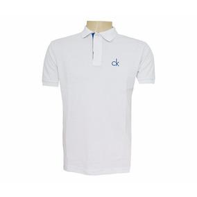 2b8f1590d2 Camisa Calvin Klein Polo - Pólos Manga Curta Masculinas no Mercado ...