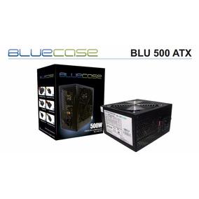 Fonte De Alimentação 500w C/cabo Bluecase