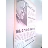 Antigua Publicidad Cachets Collazo - Remedio Blenorragia