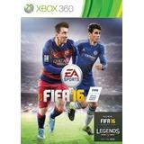 Fifa 16 Xbox 360 -- Permanente -- Preguntar