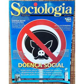 Revista Sociologia + 2 Revistas Filosofia / Kit Com 3