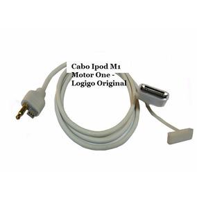 Cabo Ipod Central Multimídia M1/motor One/logigo Original