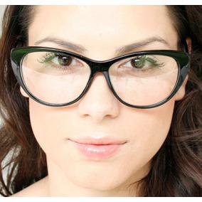 Oculos De Grau Cat Eye - Óculos no Mercado Livre Brasil 92b7caae18