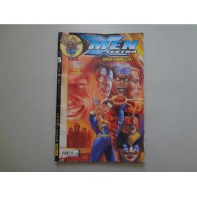 Revista X Men Extra Nº 5 Maio/2002