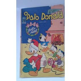Revista Pato Donald N° 1466 Ano 79 Editora Abril Bom Estado
