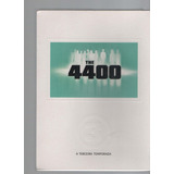 The 4400 3a Temporada Box Com 4 Discos
