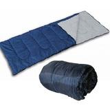 Saco De Dormir Com Extensão Para Travesseiro Suporta Até 4c°