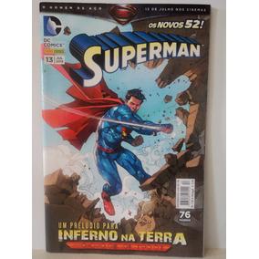 Hq-superman:dc Comics:n.13-os Novos 52!