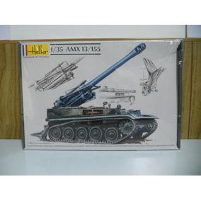 Amx13/155 Mk F3 Ideal Ejército Arg Heller 1/35 Ramos Mejía