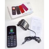 Celular Alcatel 10-11d, Funcionando, Com Acessórios