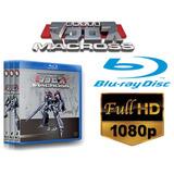 Super Dimension Fortress Macross Full Hd 1080p Box Blu Ray