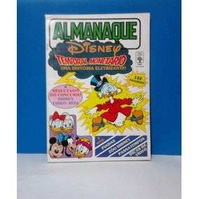 Almanaque Disney Antigo N° 240