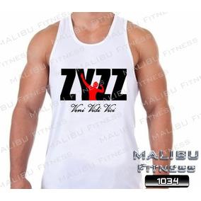 Camiseta Regata Academia Zyzz Musculação Maromba 3256a15e395