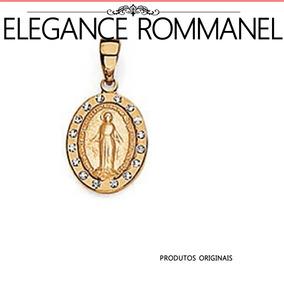 Pingente Rommanel Medalha De Nossa Senhora Das Graças - Joias e ... b96ed1fdd6