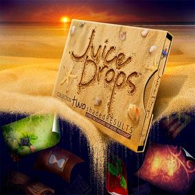 Juice Drops Psd Collection Volume 2 Frete Gratis