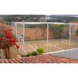 Redes Cancha Futbol, Mallas Deportivas Contencion Proteccion
