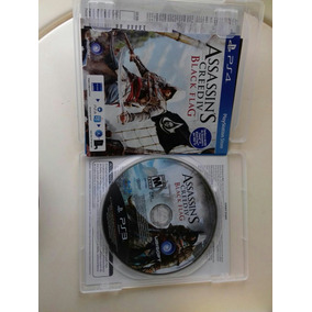 Assassins Creed 4 Black Flag Ps3 Novo
