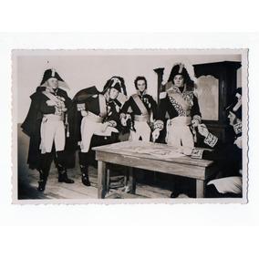 Cartao Postal Fotografico 2 Museu De Cera Waterloo Napoleão