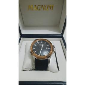 Relógio Magnum Na Caixa
