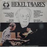 Lp Hekel Tavares - Pietro Maranca - Eleazar De Carvalho 340