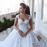 Vestidos de novia para gorditas en venta