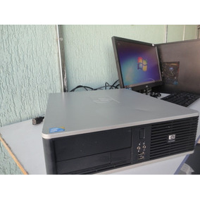 10 Cpu Desktop Hp Core 2 Duo 2 Gb Mem / Hd 160gb