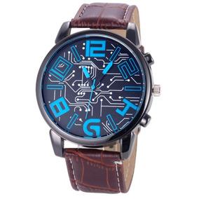Relógio Masculino De Luxo Quartzo