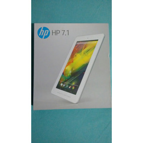 Tablet Hp 7.1 1201br 7