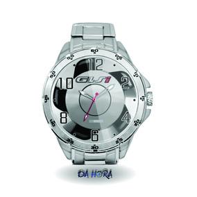 Relógio Orbital Gol Glsi Personalizado