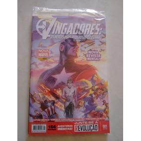 Vingadores: Os Heróis Mais Poderosos Da Terra. 001