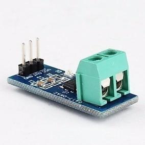 2un Sensor Corrente Dc - 30a - Acs712