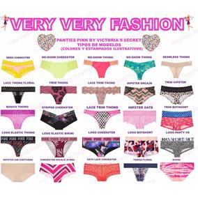 Pantys Pink Y Victoria´s Secret Originales