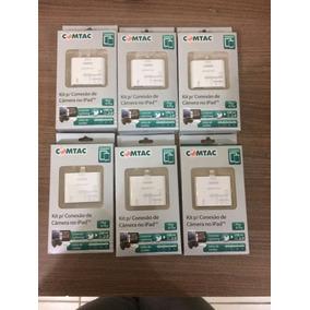 Kit Para Conexão Câmera Ipad Comtac