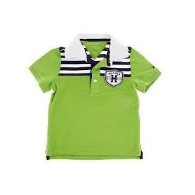 d82b913887799 Camisas Tipo Polo Marca Nautica tommy Hilfiger Niño Original