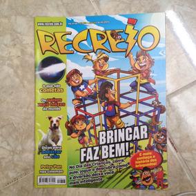 Revista Recreio 813 8/10/2015 Brincar Faz Bem / Adestrar Cão