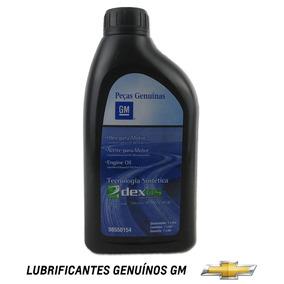 Oleo Para Motor 5w-30 - Api Sn - 100% Sintético Genuino Gm