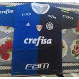 Camisa Do Palmeiras Azul 2016 Gj33