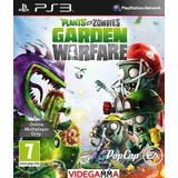 Plants Vs Zombies Garden Warfare - Playstation 3 | Vgm